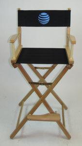Full Color Custom Printed Logo for Imprintable Chair