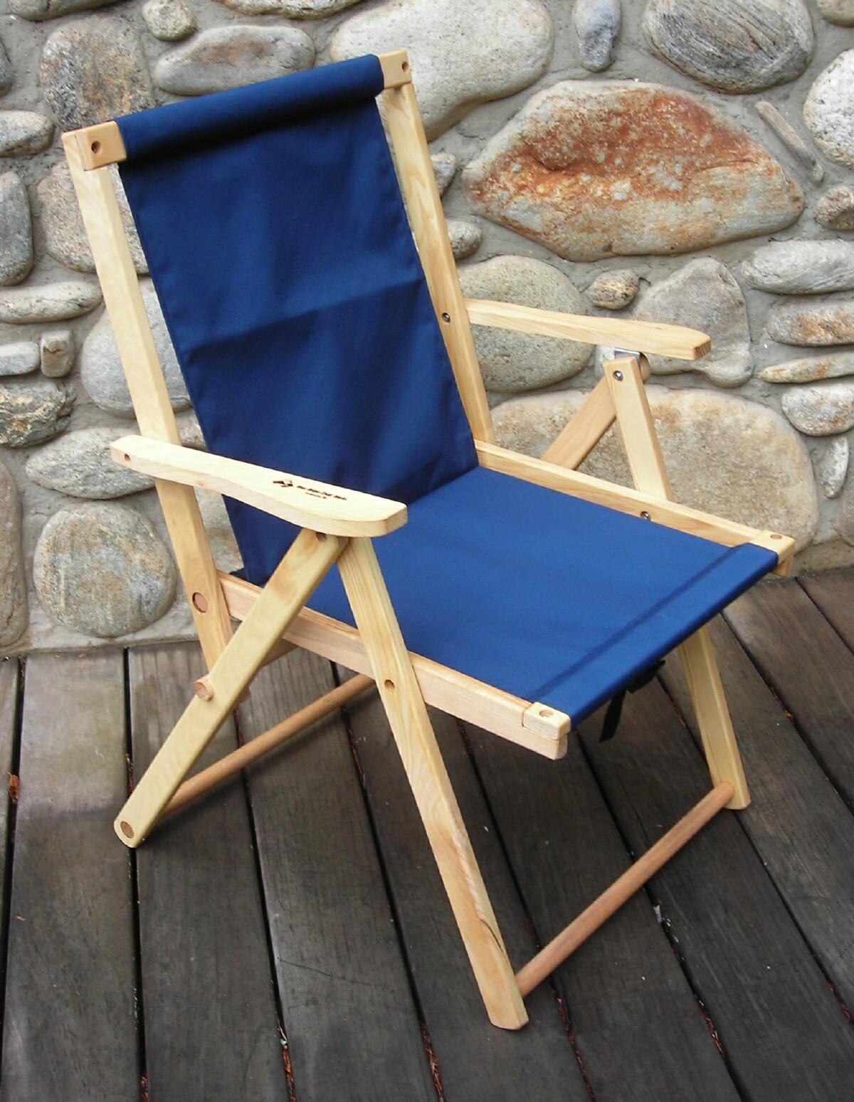 The Deck Chair by Blue Ridge Chair