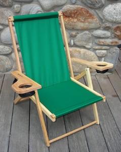 The Outer Banks Beach Chair by Blue Ridge Chair