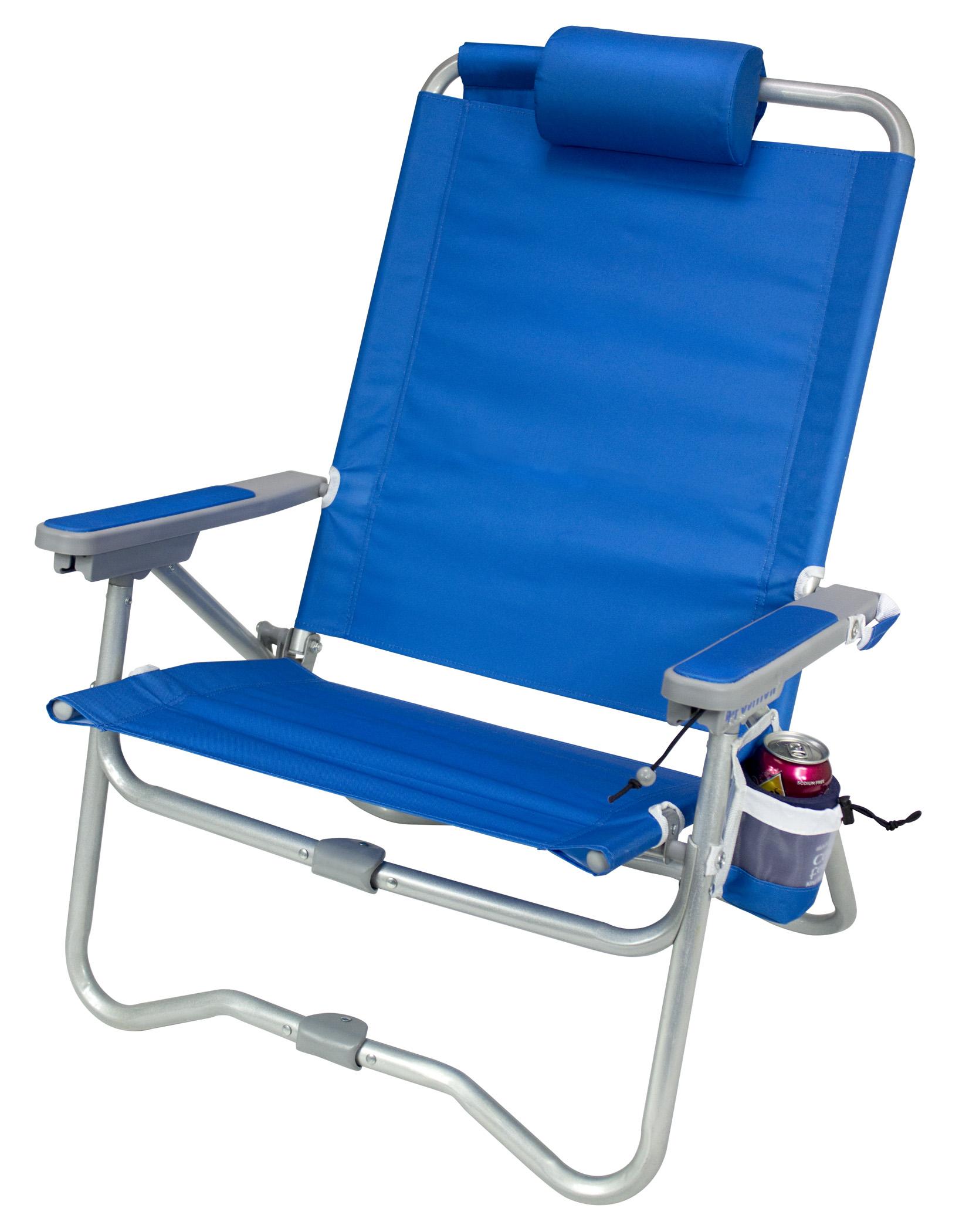 Bi-Fold Beach Chair by GCI Waterside
