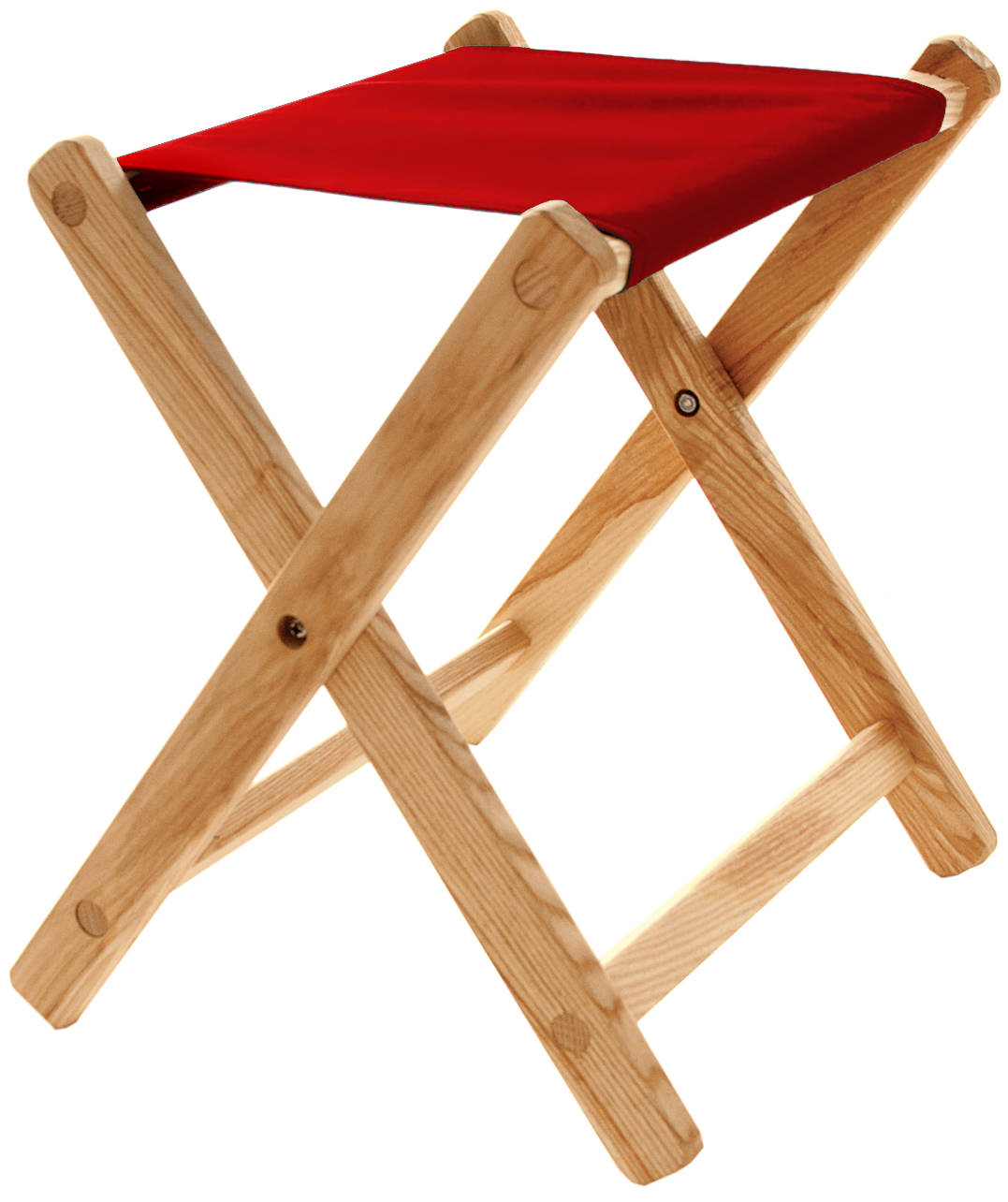 Deluxe Folding Stool by Blue Ridge Chair New