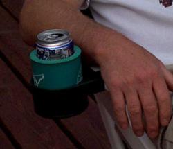 Slip-On Cupholder