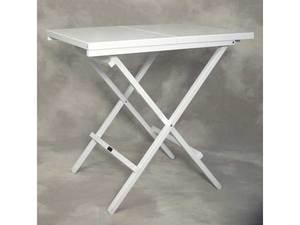 Bar Chair Height Aluminum Table