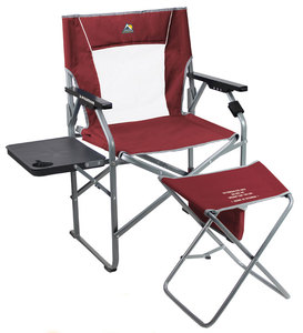 3 Position Director's Chair with Ottoman by GCI Outdoors