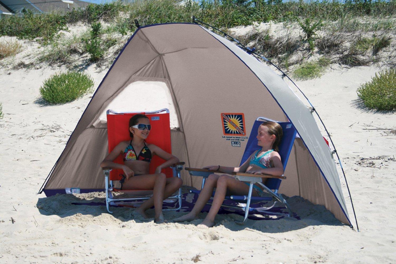 Total Sun Block Beach Shelter by Rio Beach