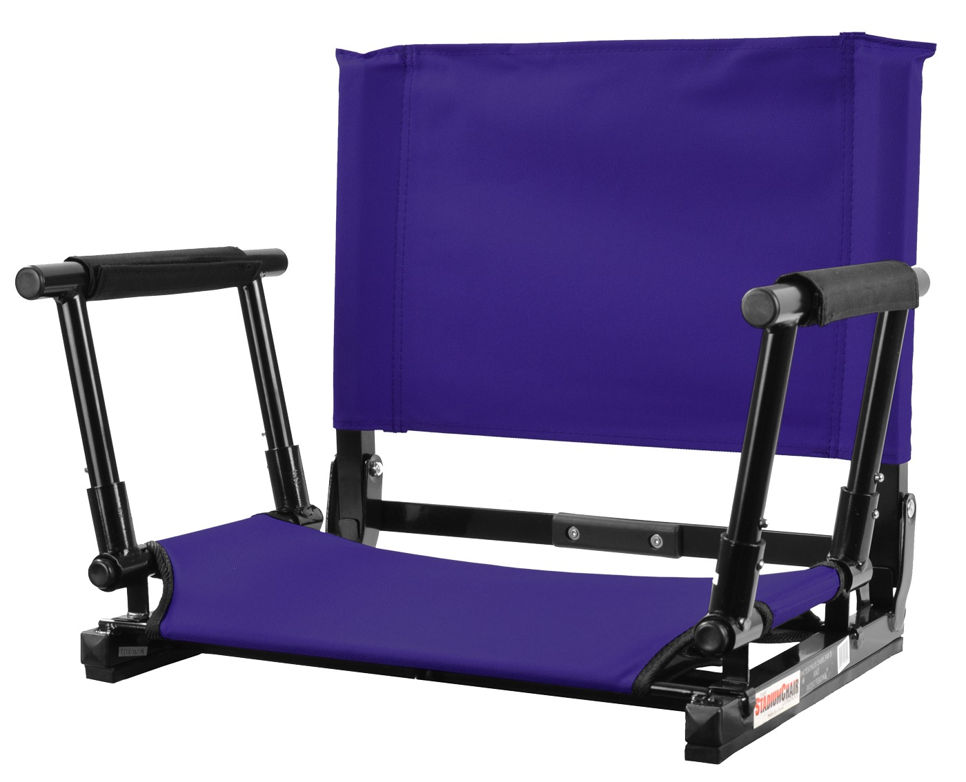 The NEW Stadium Chair Gamechanger Bleacher Seat with Optional Arms