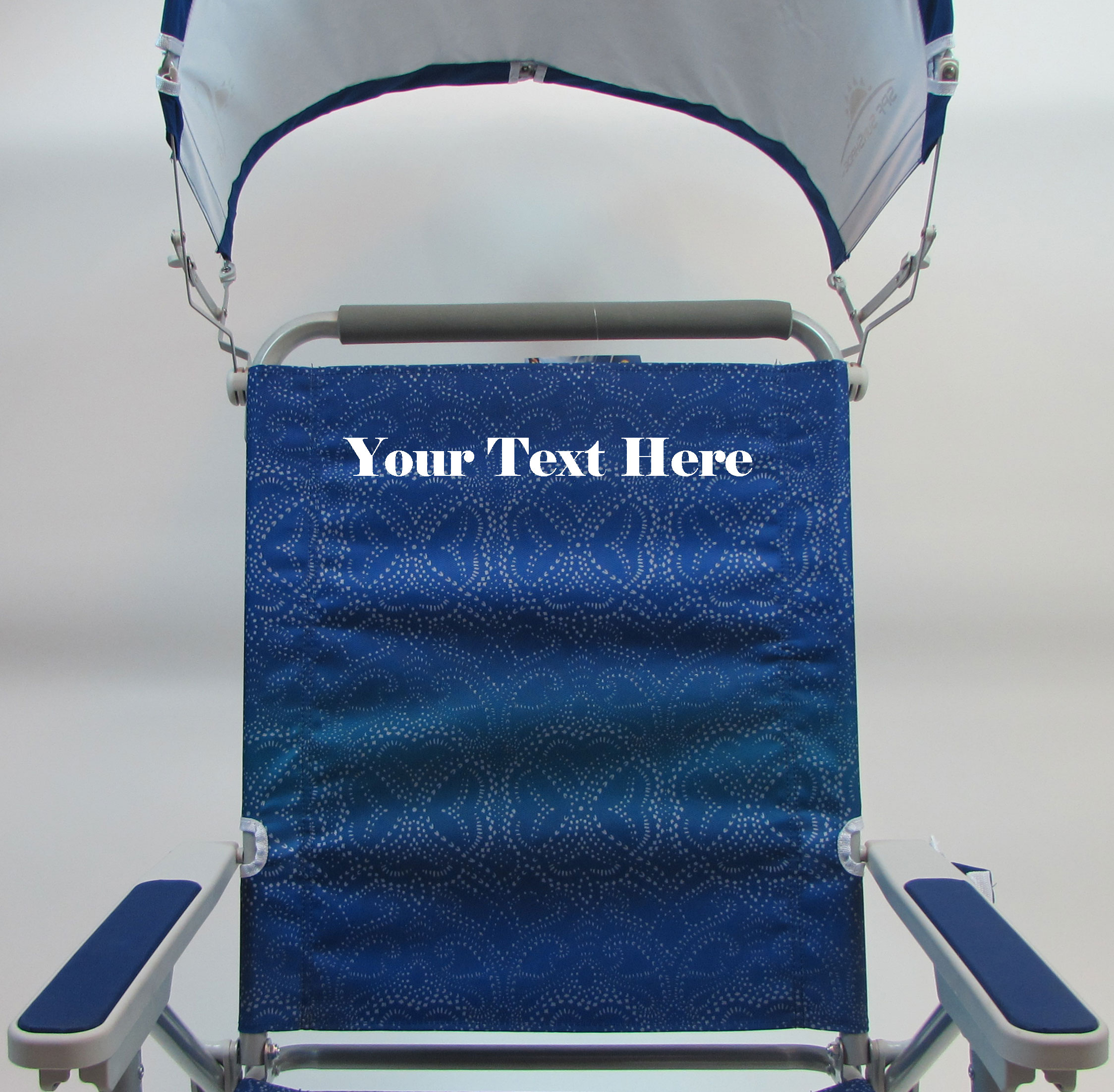Imprinted Personalized Big Surf With Slide Table