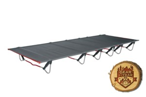 The Aluminum Frame SleepRite Cot by Travel Chair
