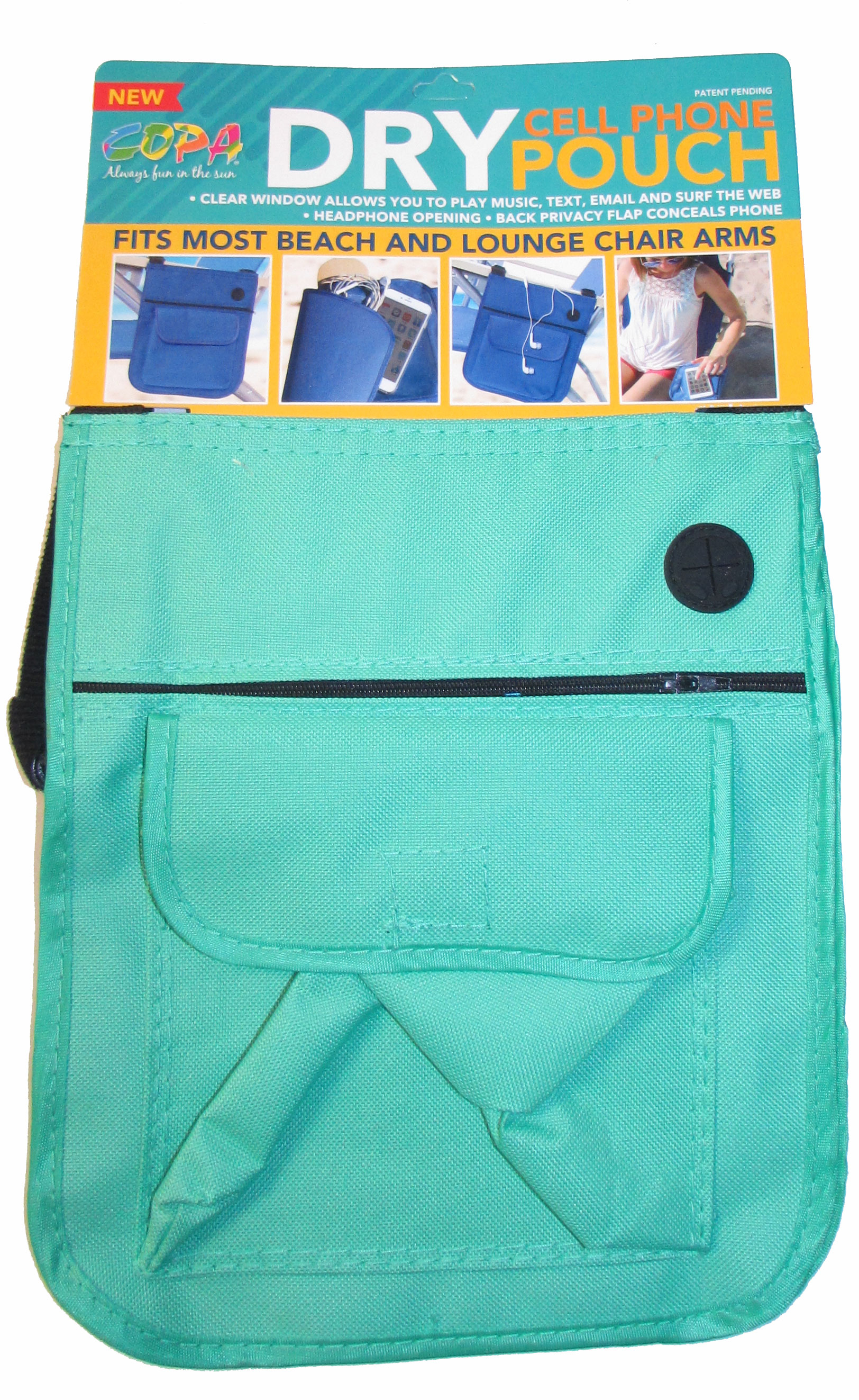 Dry Cell Phone Pouch by JGR Copa