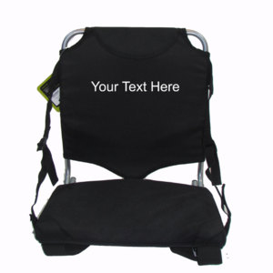 IMPRINTED Personalized Stadium Seat by Travelchair