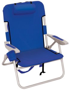 Big Boy Extra Wide Backpack Chair by Rio Beach