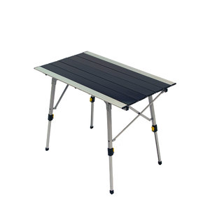 Grand Canyon Roll Up, Adjustable Height Portable Table