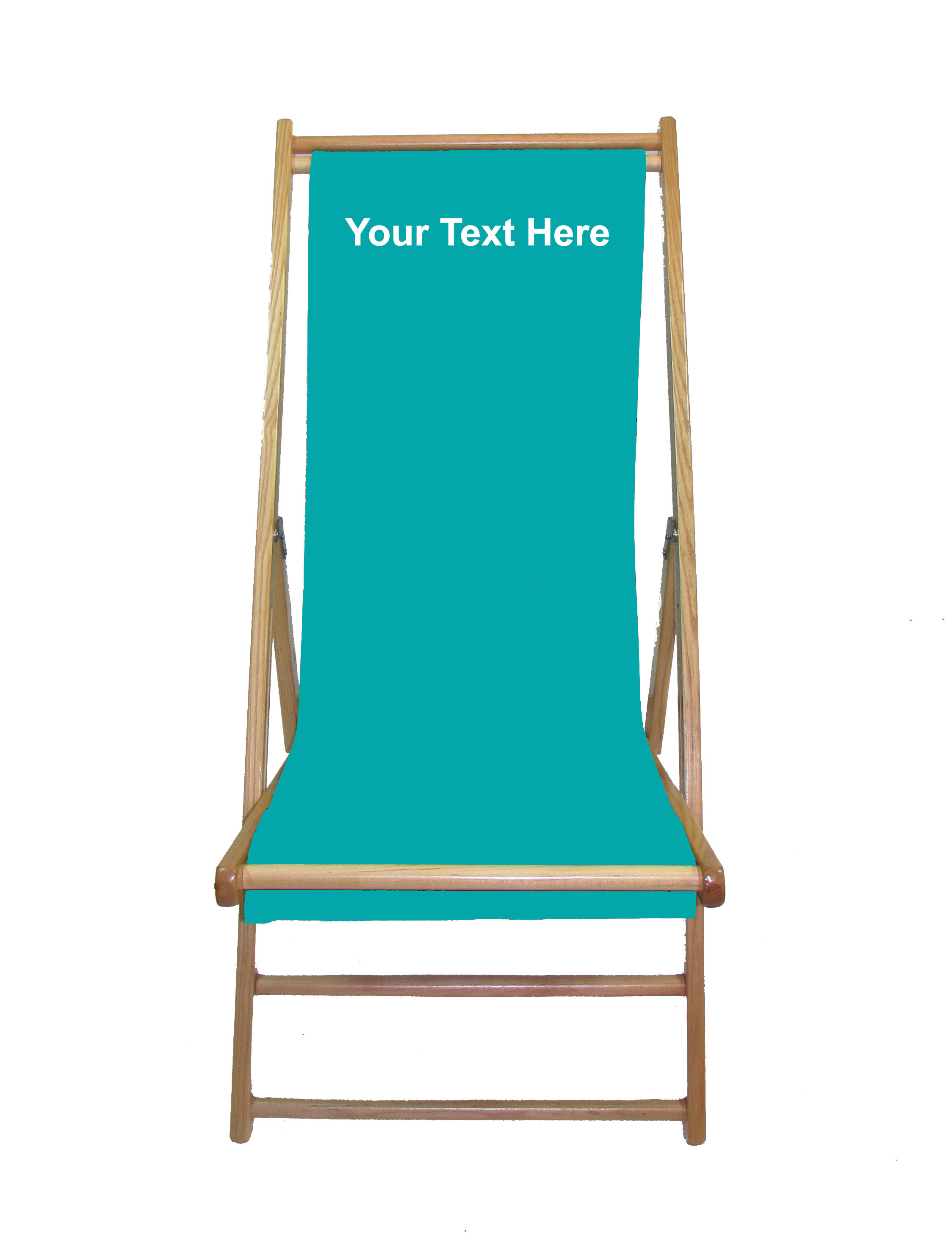 IMPRINTED Personalized Cabana Beach Sling Chair