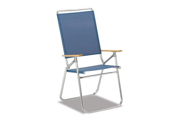 Easy In And Out High Boy Beach Chair by Telescope