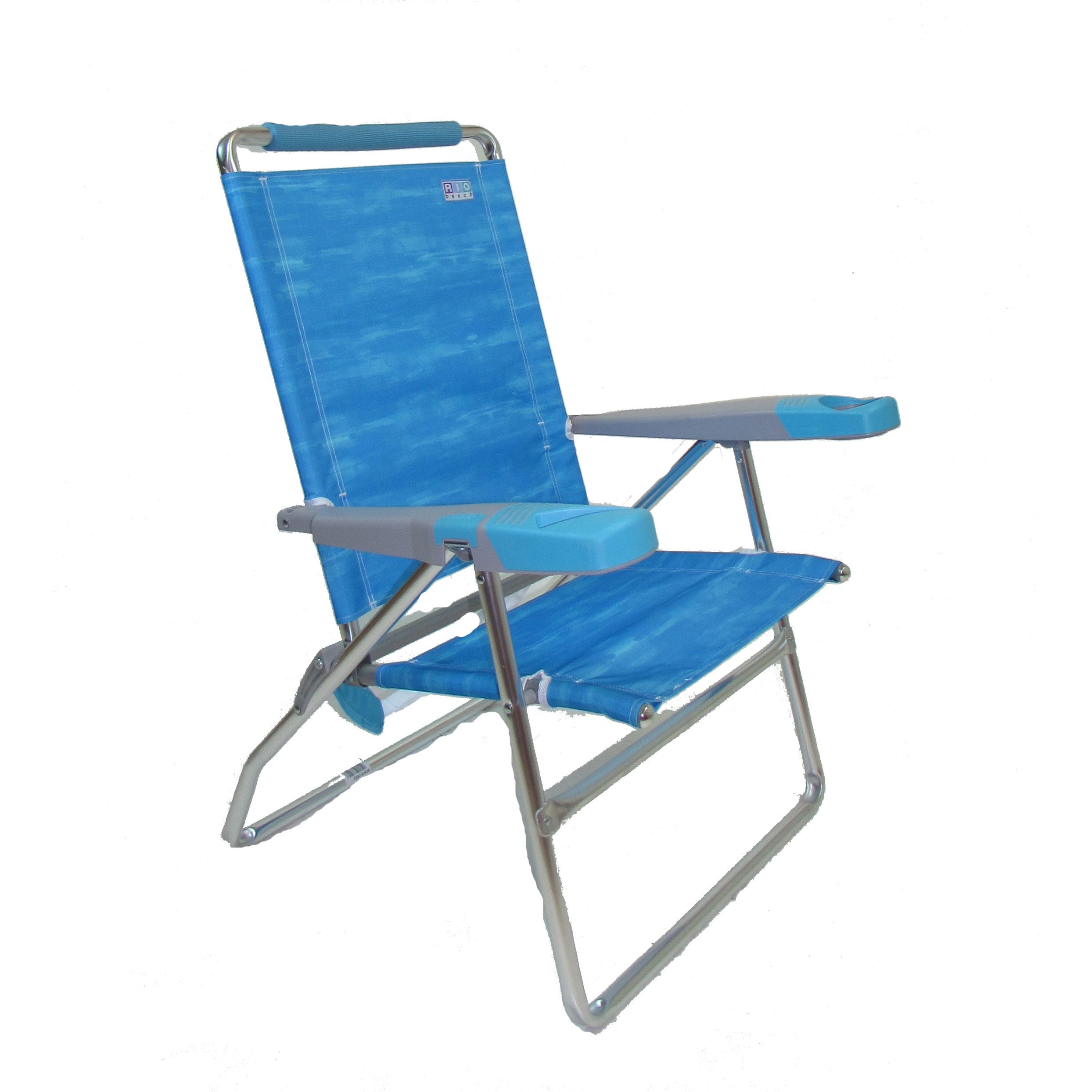 High Beach Chair by Rio Beach