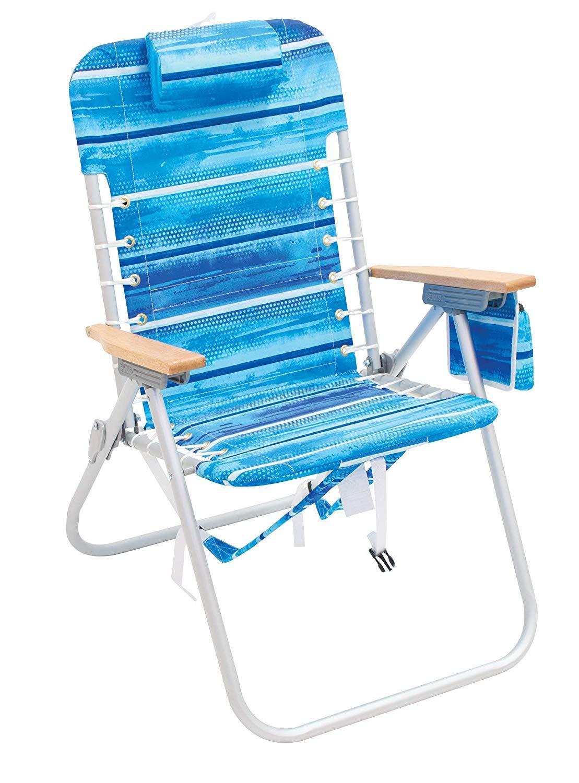 Hi Boy Backpack Chair by Rio Beach