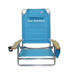 IMPRINTED Big Kahuna Chair by Rio Beach
