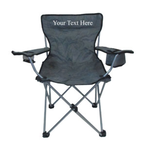 IMPRINTED Personalized C-Series Rider Classic Quad Chair by Travel Chair - Topo