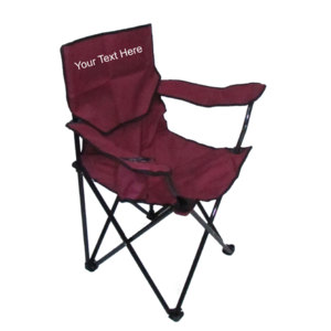 IMPRINTED Personalized Bag Chair by Stadium Chair