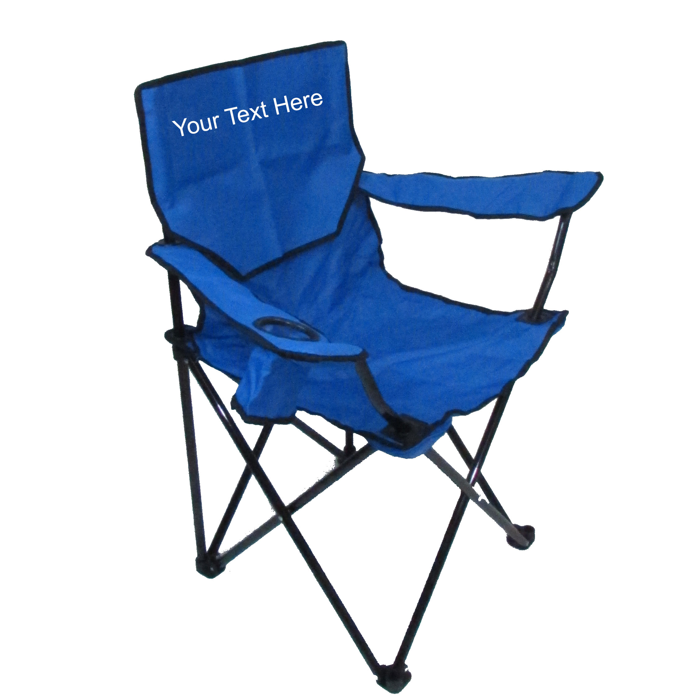 EMBROIDERED Personalized Bag Chair by Stadium Chair