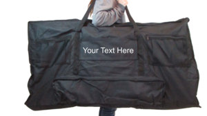 EMBROIDERED Personalized Directors Chair Storage Bag by Pacific Imports