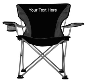 IMPRINTED Personalized Easy Rider V-Back Quad Chair by TravelChair