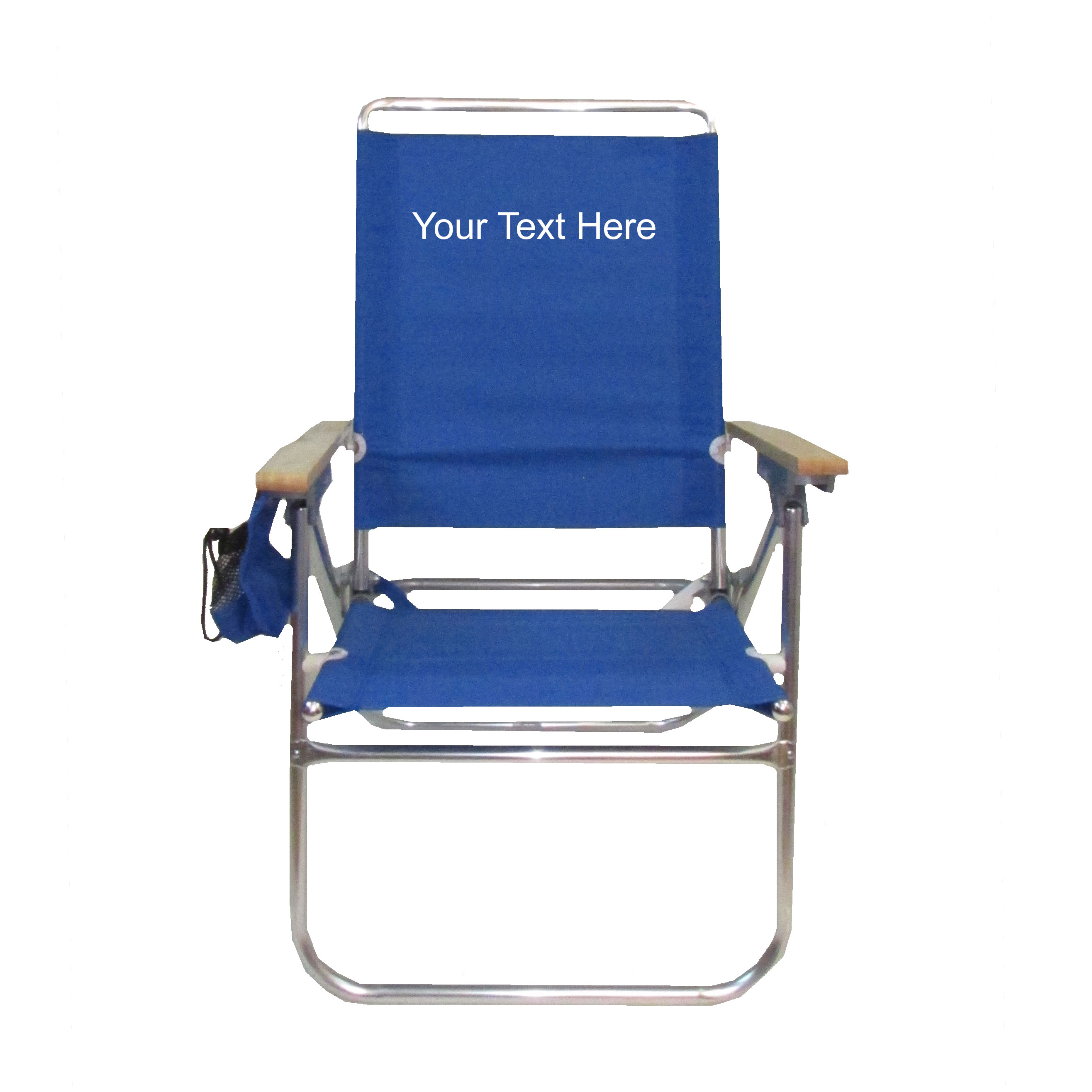 IMPRINTED Personalized Hi-Boy Chair by RIO