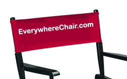 IMPRINTED Personalized Replacement Canvas For Directors Chair