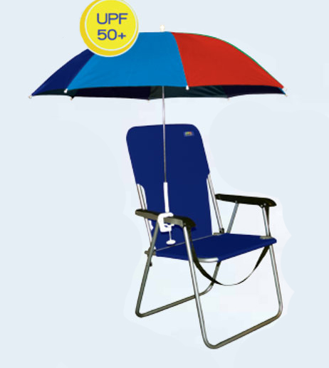 JGR Clip on Polyester Umbrella