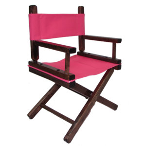 Toddler's Directors Chair by Gold Medal