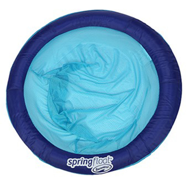 Spring Float Papasan Floating Chair by Swimways