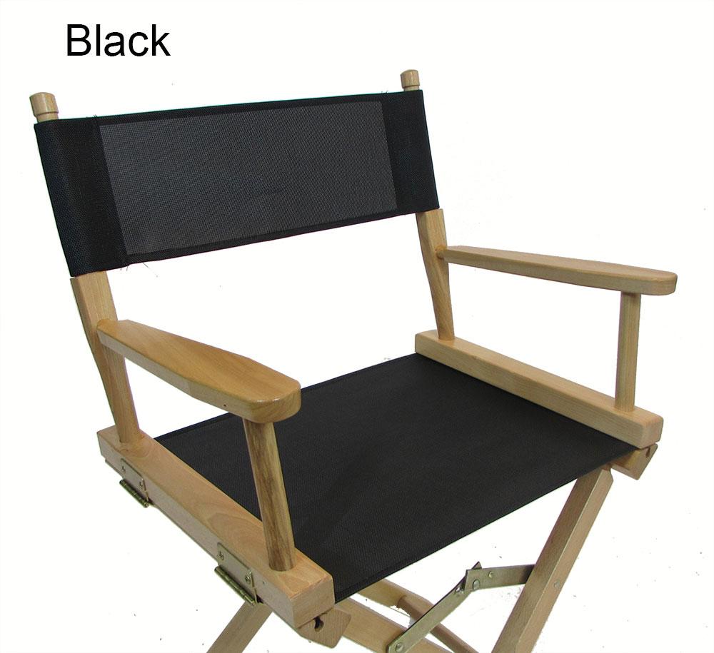 Phifertex Plus Mesh Replacement Cover Set for Directors Chair