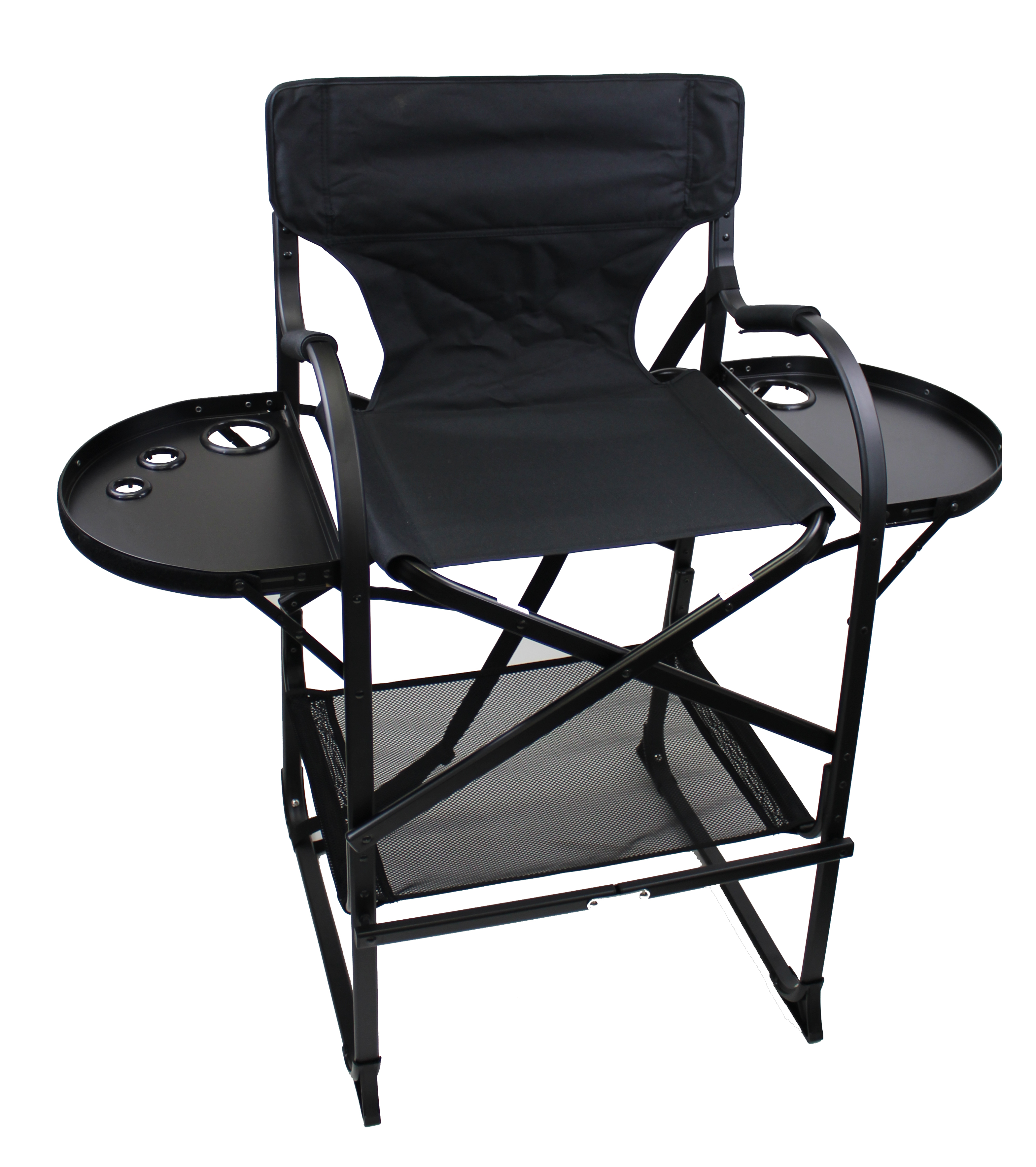 Pacific Import Tuscany Pro Tall Folding Makeup Chair
