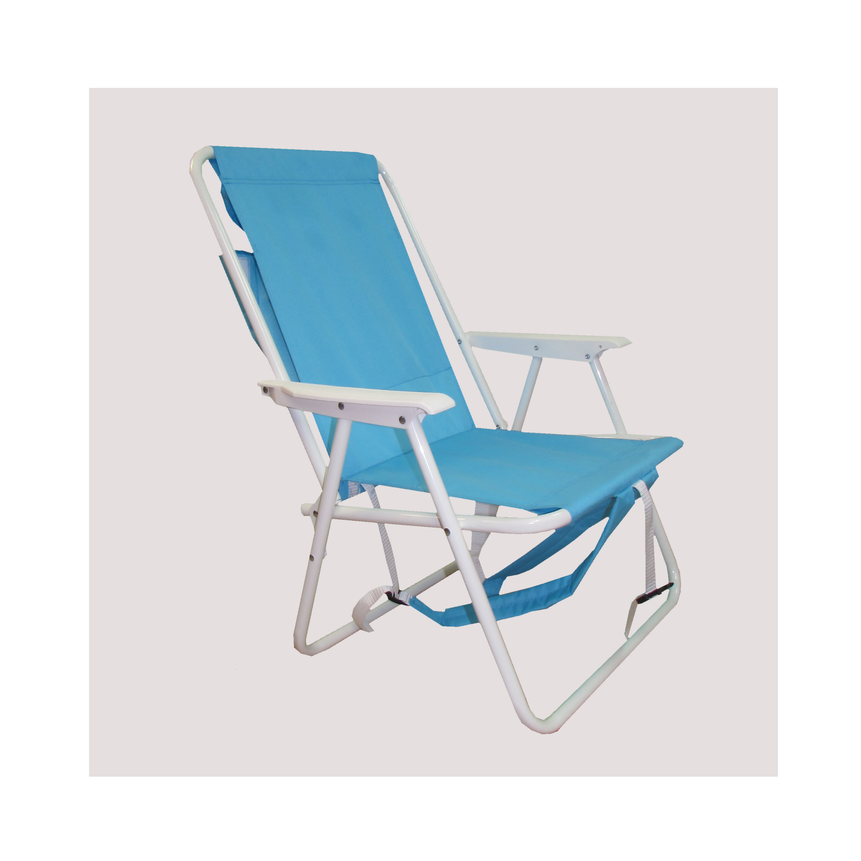 Basic Backpack Chair by Rio Beach