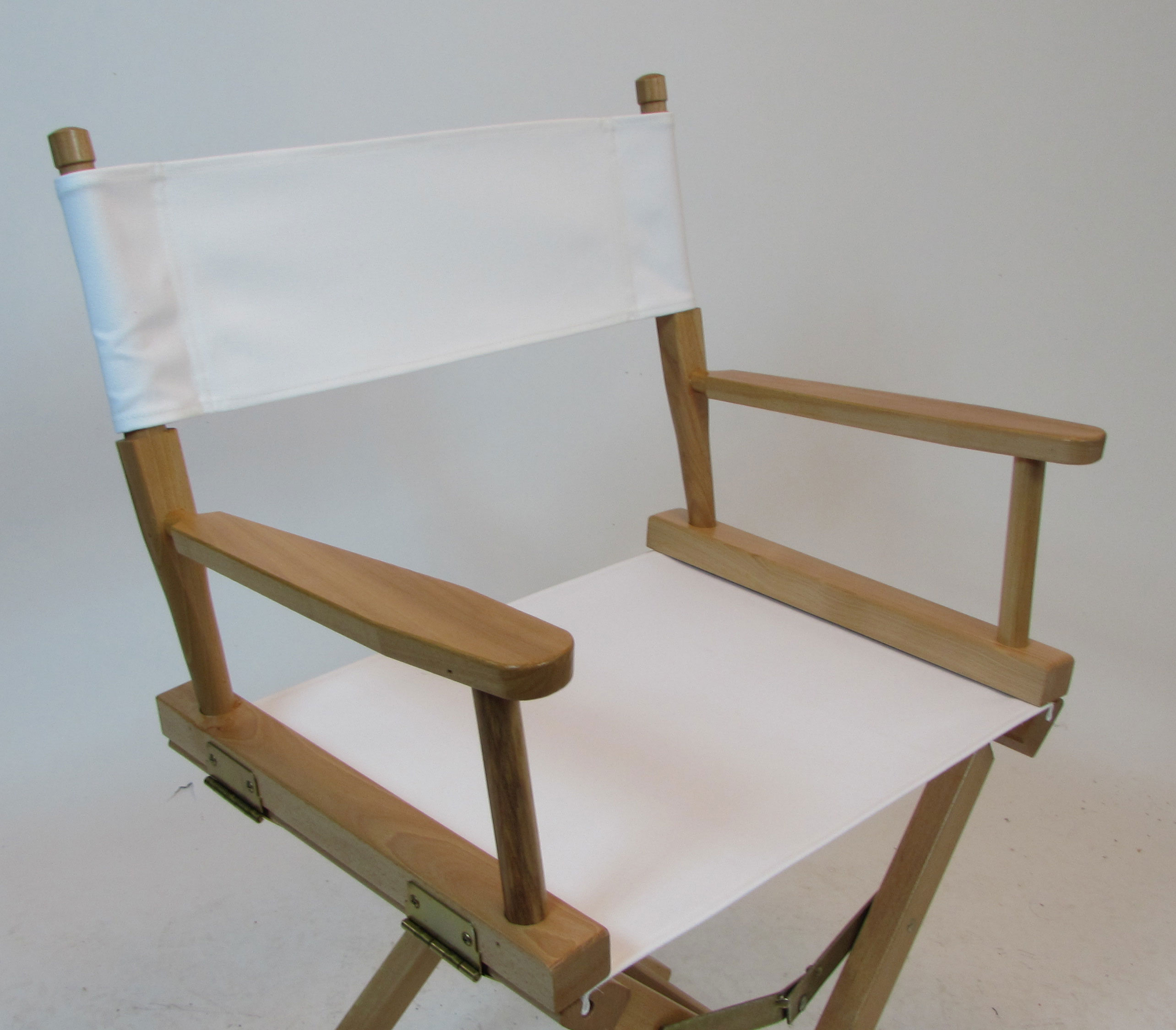 Gold Medal Replacement Cover Canvas for Director s Chair FLAT STICK