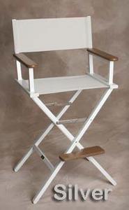 Monterey Aluminum  Bar Height Directors Chair by Sutton Bridge
