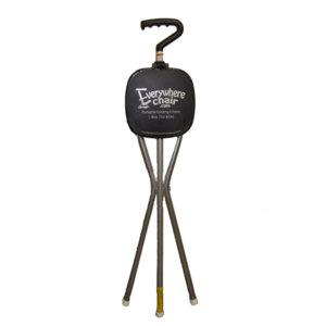 Sport Seat Walking Stick / Portable Seat