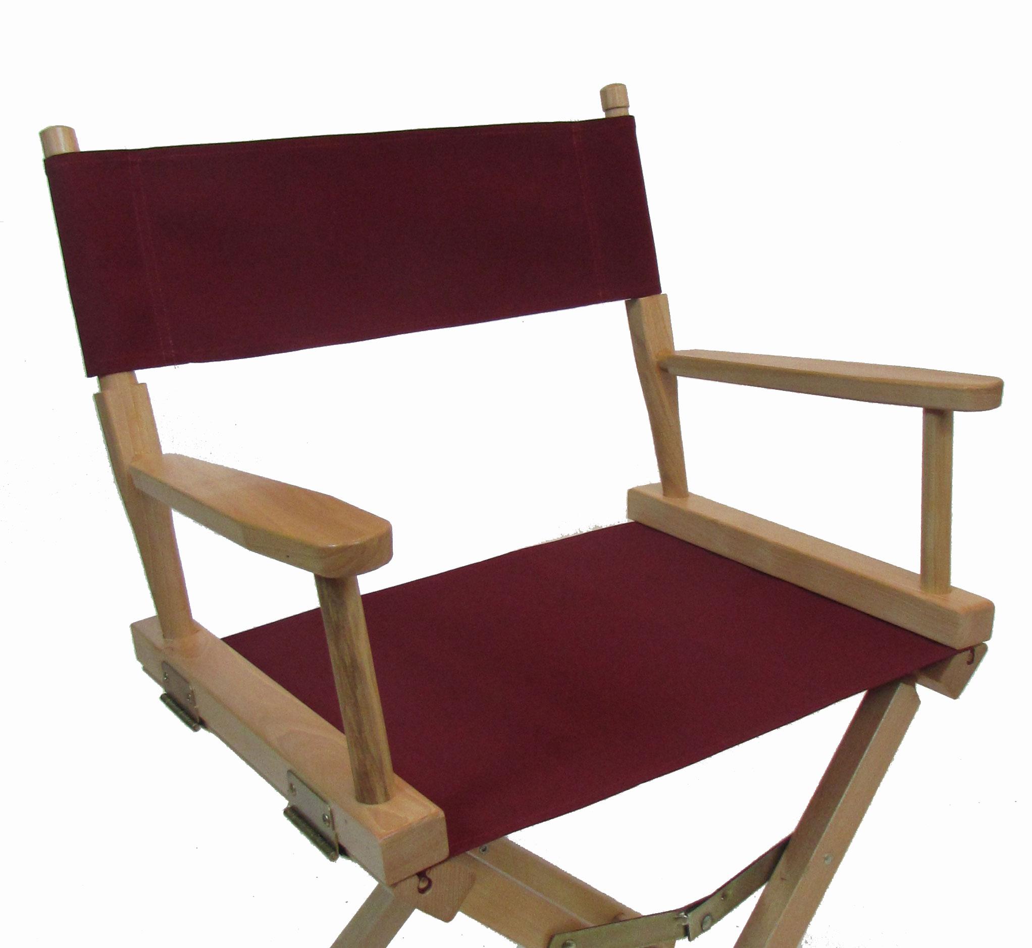 Black Directors Chair Back