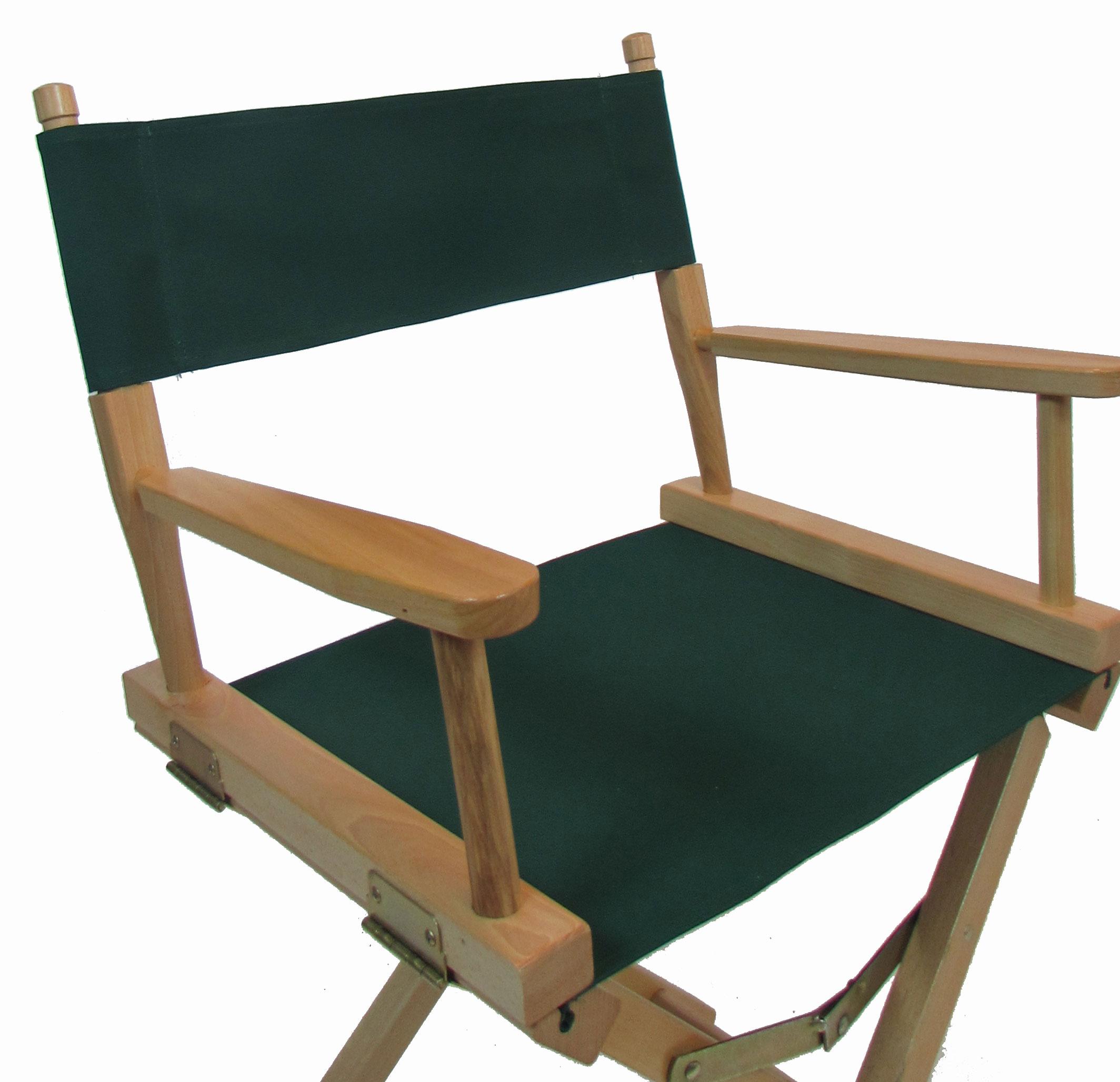 Sunbrella Directors Chair Replacement Cover ROUND STICK