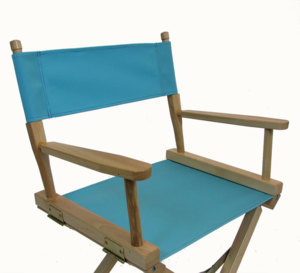 Sunbrella Directors Chair Replacement Cover (ROUND STICK)