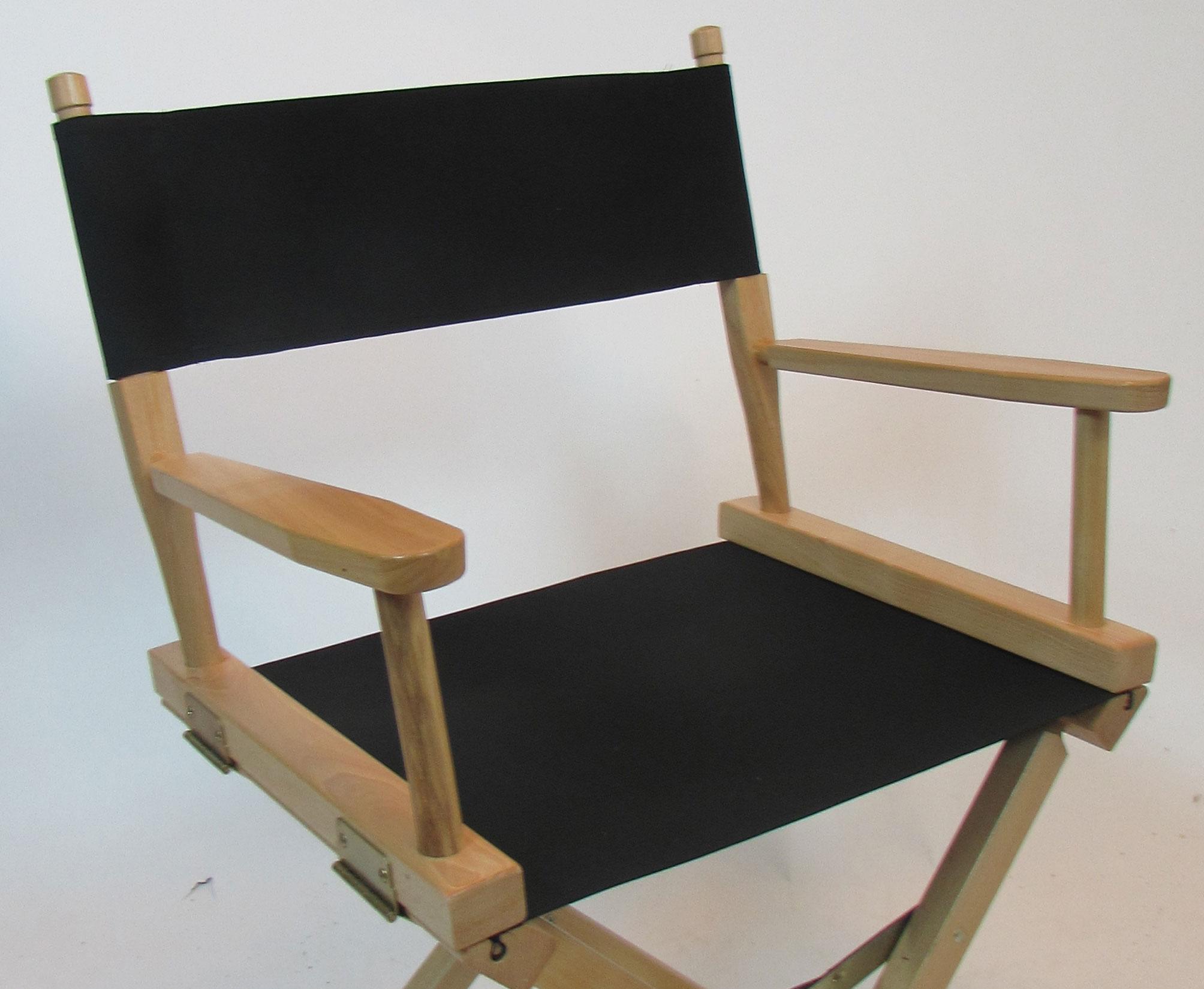 Sunbrella Directors Chair Replacement Cover FLAT STICK