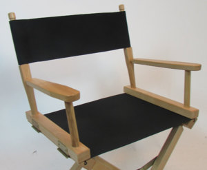 Sunbrella Directors Chair Replacement Cover (FLAT STICK)