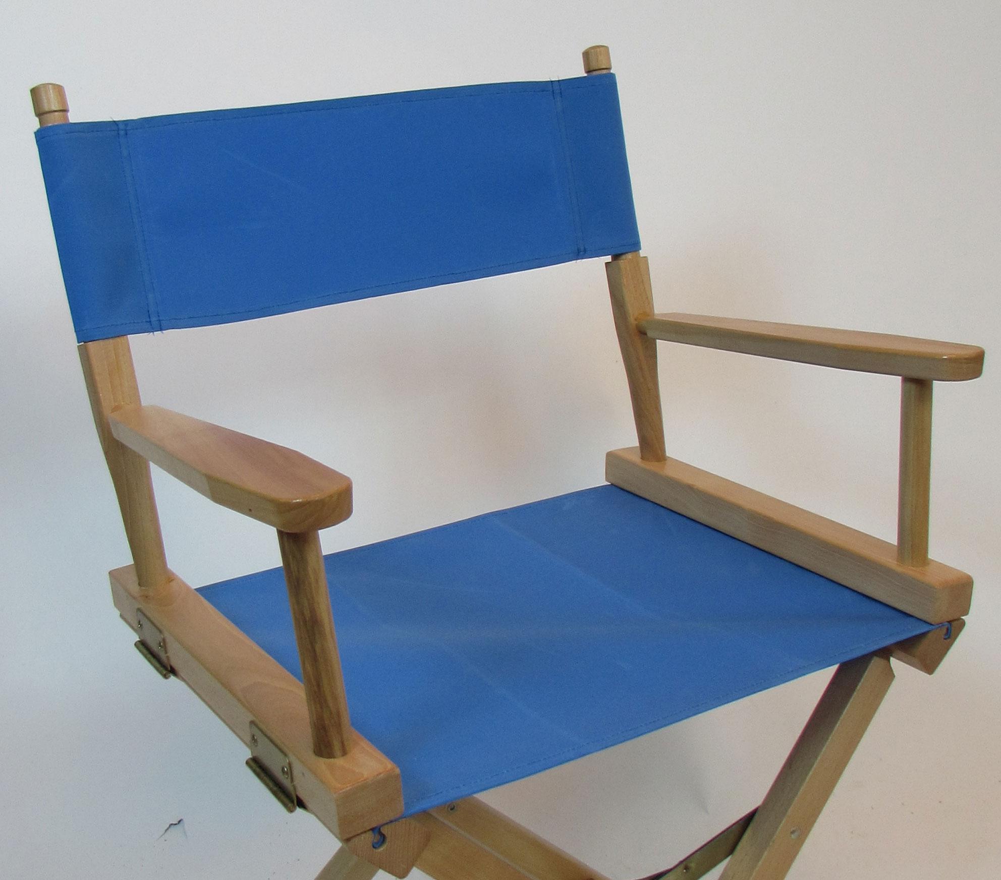 Sunbrella 239 191 189 Directors Chair Replacement Cover Flat Stick