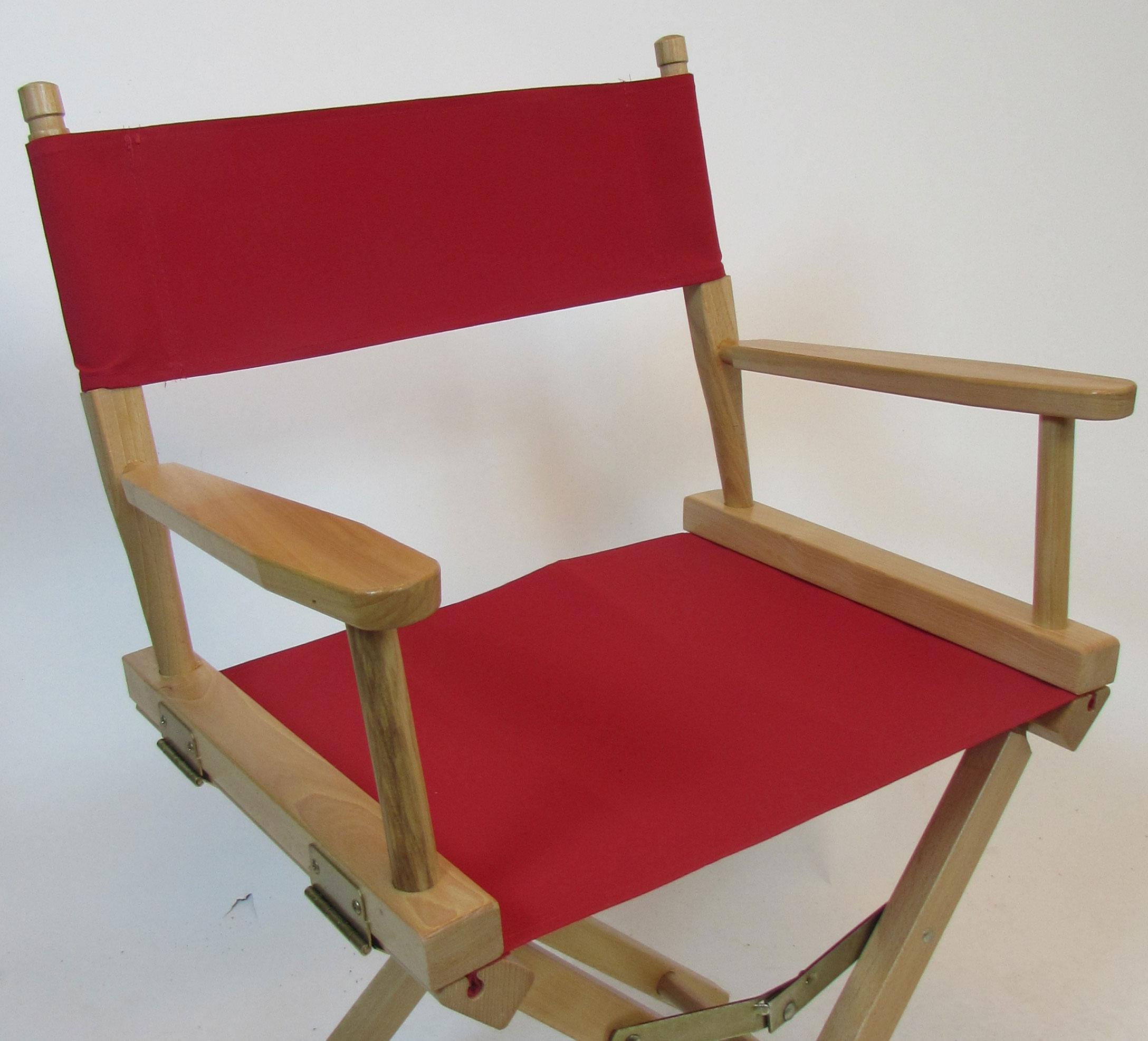 Sunbrella� Directors Chair Replacement Cover FLAT STICK