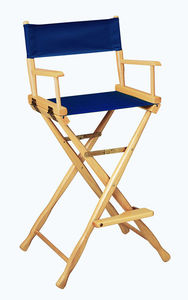 Gold Medal 30 inch Bar Height CLASSIC Directors Chair