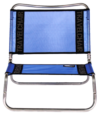 Original TravelChair Basic Low Chair - Synthetic Mesh Fabric